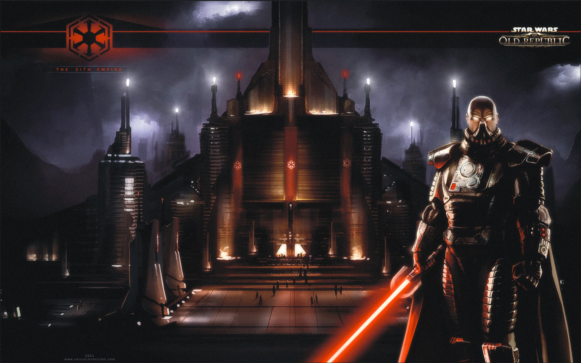 Star Wars The Old Republic Sith Republic Wallpapers