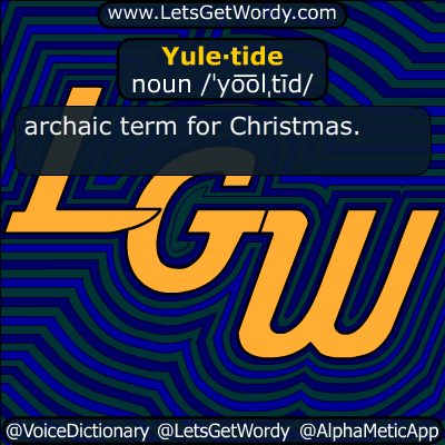 Yuletide 12/24/2017 GFX Definition