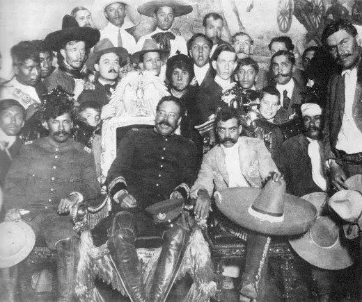 Revolução Mexicana 5