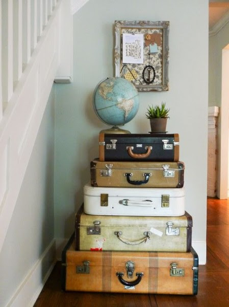 Decorate and DIY with World Globes