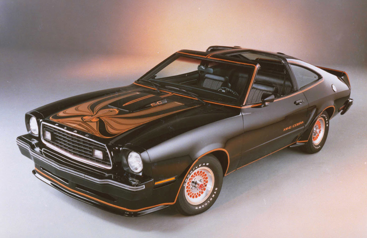 never liked the 78 Mustand II