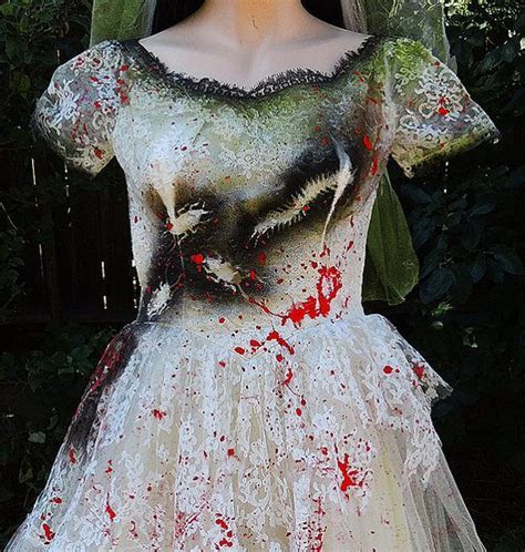 103 best images about Zombie Couture on Pinterest   Prom