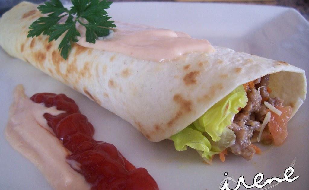 La cocina casera de irene burritos for La cocina casera