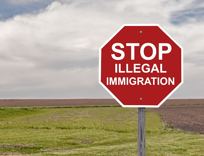 Should Illegal Immigration Be Stopped? Sign The Petition Here