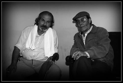 Rafael de Paula y César Palacios
