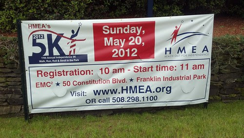 HMEA Independence 5K Run/Walk - 5/20/12