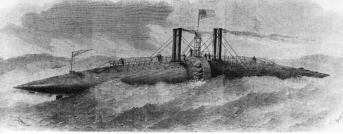 Winans Cigar Boat