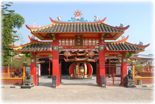Gambar  Tempat Ibadah  Budha Rumah  Zee
