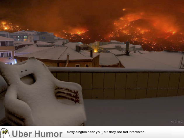 Some Chairs Just Want To Watch The World Burn Funny Pictures