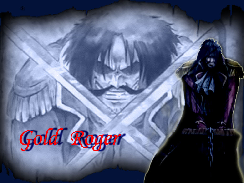 Gold D Roger One Piece Wallpaper 10389915 Fanpop