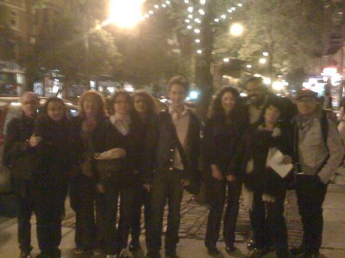 Group Portrait w/ Italian Poets