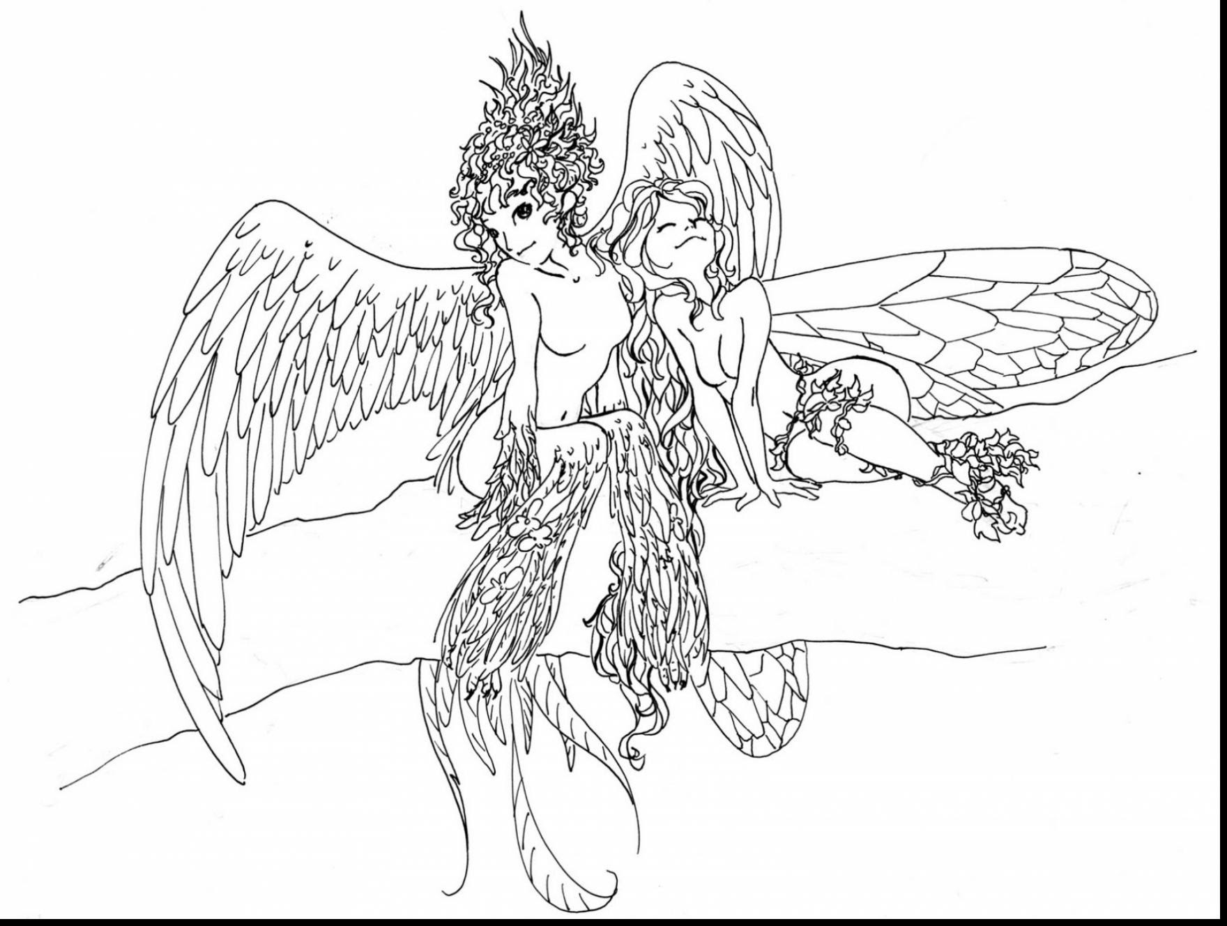 Gothic Adult Coloring Pages at GetColorings.com | Free ...
