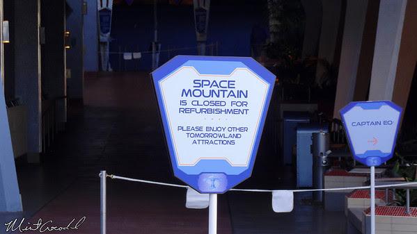 Disneyland Resort, Disneyland, Space Mountain
