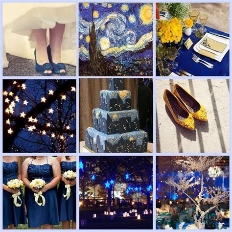 1000  ideas about Starry Night Wedding on Pinterest