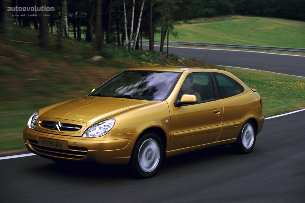 Citroen Xsara Coupe Vts Specs Photos