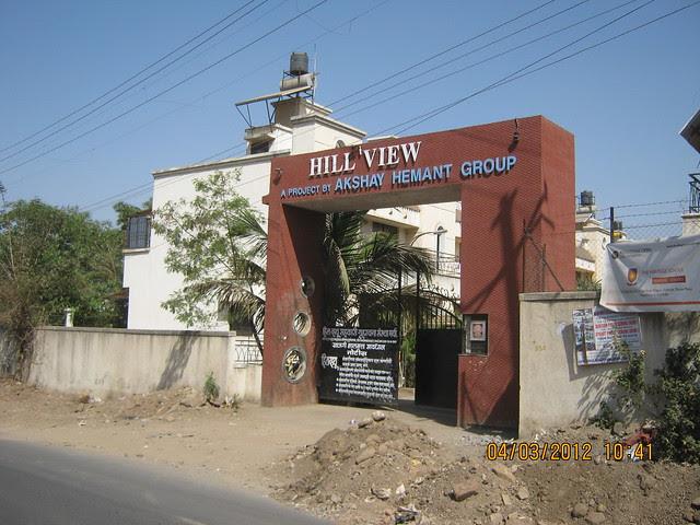 Hill View Katraj Ambegaon Road - Visit Shri SiddhiVinayak Manswi, 2 BHK & 3 BHK Flats at Ambegaon Budruk, Pune 411046
