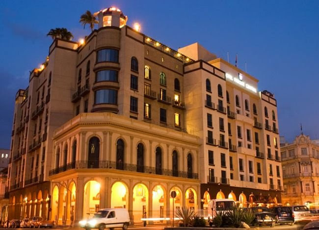 Hotel Iberostar de la familia Fluxá en Parque Central (La Habana). / Mundiario