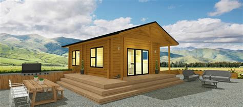 granny flats chalets tiny homes  sustainably grown nz