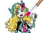 Monster High Boyama Oyunu Oyna Boyama Oyunları
