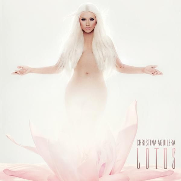 Lotus (Album Cover), Christina Aguilera