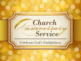 OUR 15TH ANIVERSARY CHURCH CELEBRATION WAS A BLESSING