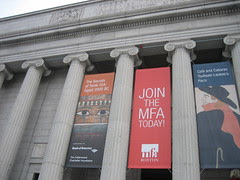 MFA, Fenway entrance