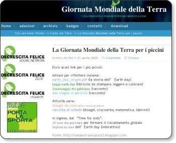 http://www.giornatamondialedellaterra.it/terra/?p=152