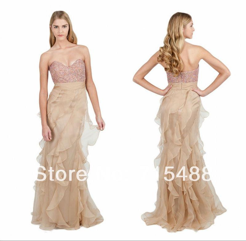 Evening dresses shops