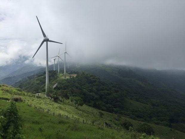 COSTA RICA FUNCIONA CON UN 98% DE ENERGÍA RENOVABLE POR SEXTO AÑO CONSECUTIVO