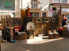 Amposta: Mercat a la Plaça 2011