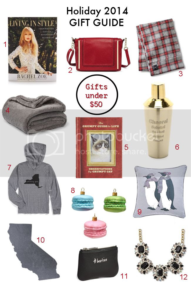 holiday 2014 gift guide under $50, see 12 gifts under $50 for everyone