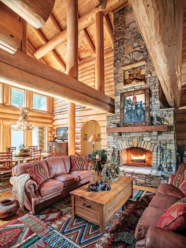 Classic Full Log Homes | Log Cabin Builders | Custom ...