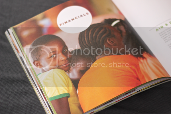 Annual Report for Watoto Charity