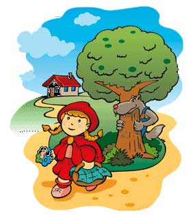 Cuento De Caperucita Roja Cuentos Infantiles