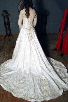 """Fake"" Wedding Dress · How To Make A Gown · Embellishing"
