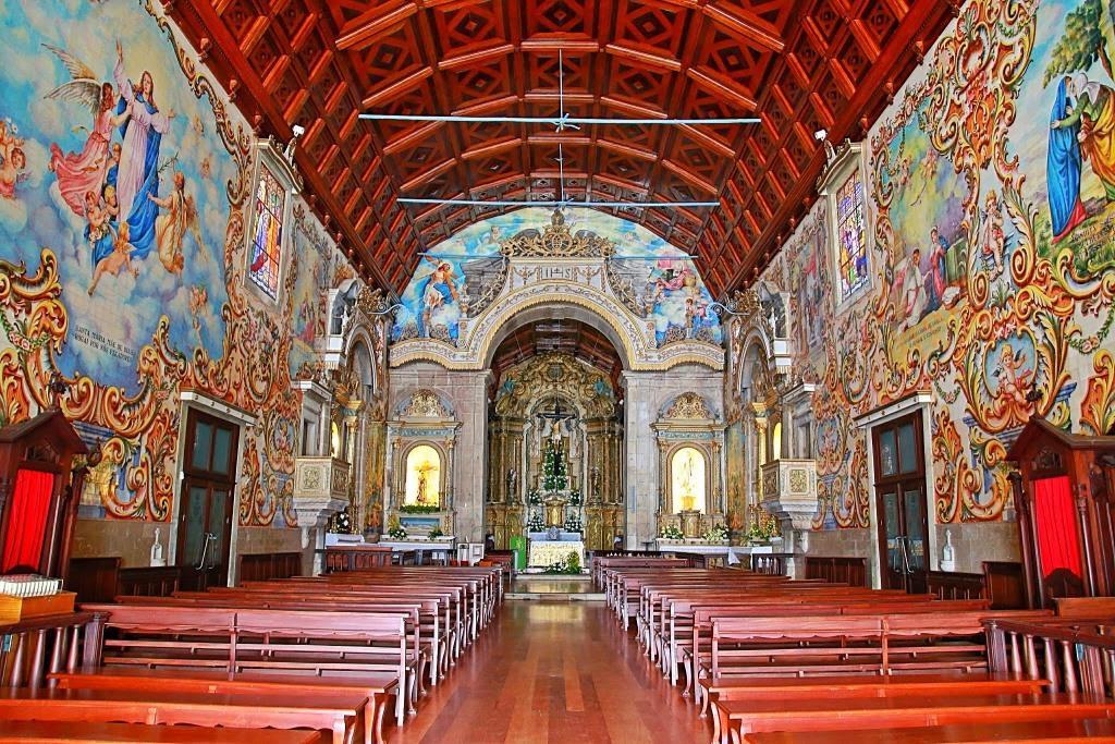 Resultado de imagem para Igreja de Válega