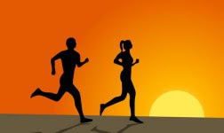 http://www.publicdomainpictures.net/pictures/40000/t2/running-couple.jpg