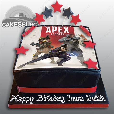 Apex Legends Cake ? CAKESBURG