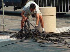 Pulling Cable