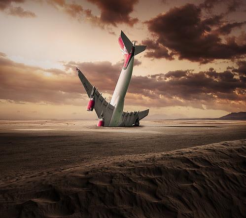 Landing por George Christakis