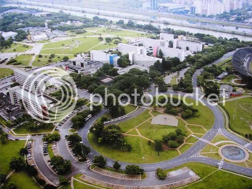 Cidade Universitária - picture by Flavius Versadus