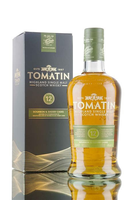 Tomatin 12 Year Old   Scotch Whisky   Abbey Whisky Shop