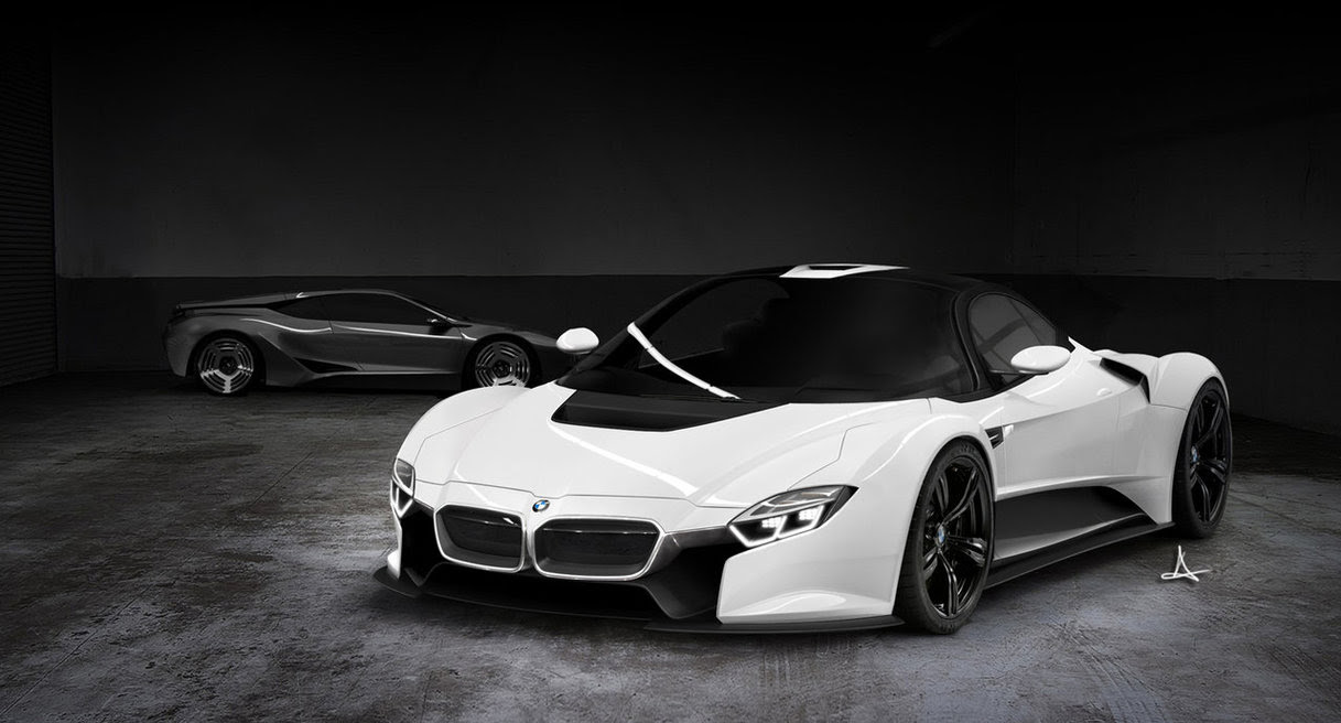 BMW Supercar Not Possible Due to Lack of Resources Report