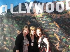 CHA, Day One, Hollywood Sign! 6