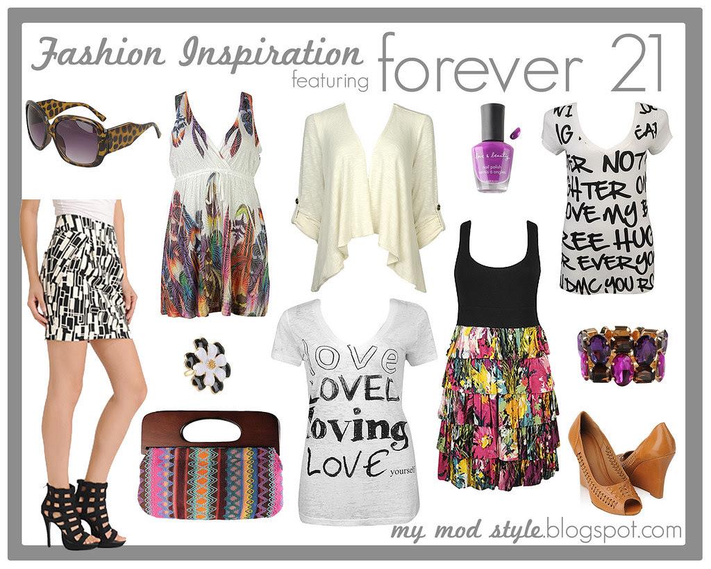 Fashion Inspiration - Forever 21