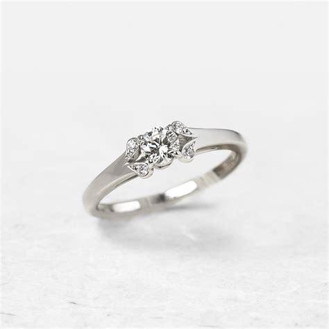 Cartier Platinum 0.32ct Diamond Ballerine Engagement Ring