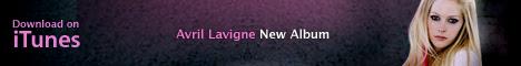 Avril Lavigne on Apple iTunes