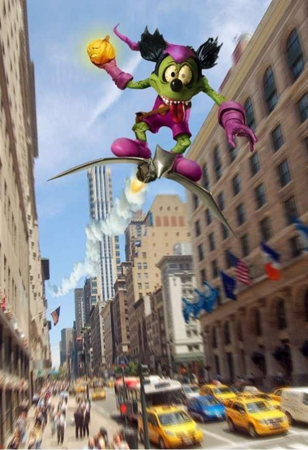 Marvel/Disney Hybrids 2 6