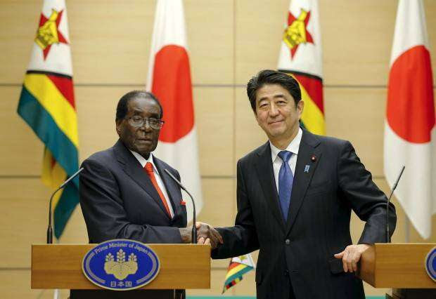 Kimimasa Mayama/Reuters