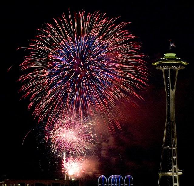 Fireworks Seattle